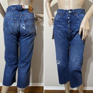 Levi 501 Vintage 1937 Selvedge Cone Straight Jean